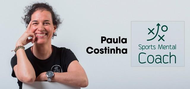 Bem-vinda Paula Temos a honra e o prazer de apresentar aos nossos leitores o início de uma nova colaboração com a ex-atleta, treinadora e especialista em várias áreas de Coaching: Paula Costinha.